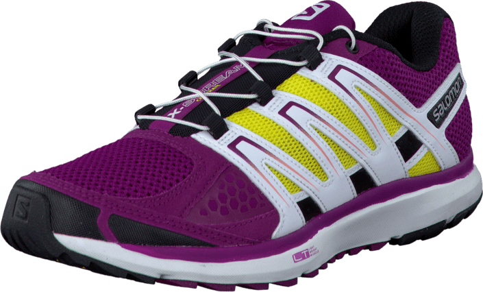 Salomon - X-Scream W Mystic Purple/Ye/Wh