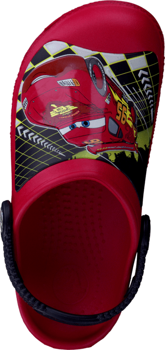 Crocs - Lightning McQueen™ Clog (GITD) Red