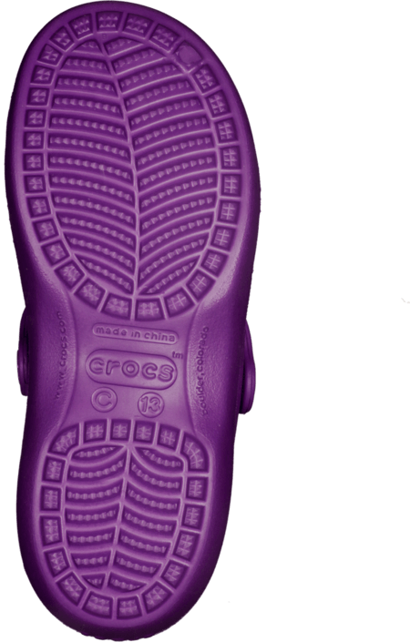 Crocs - Shayna Girls Neon Purple