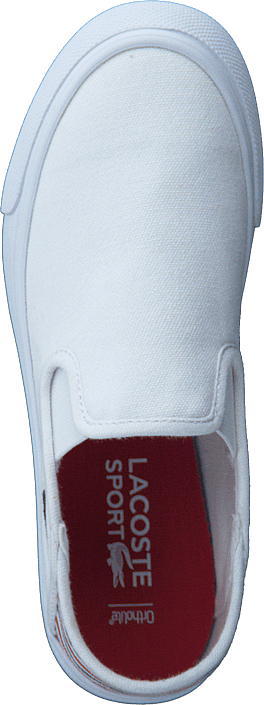 Lacoste - Bellevue Slip White/Red
