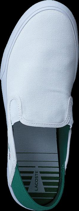 Lacoste Bellevue Slip USM White/Green