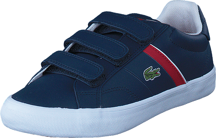 Lacoste - Fairlead S FRA Dark Blue/Dark Red