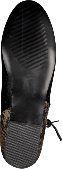 Sugarfree Shoes - Cricket Black Snake