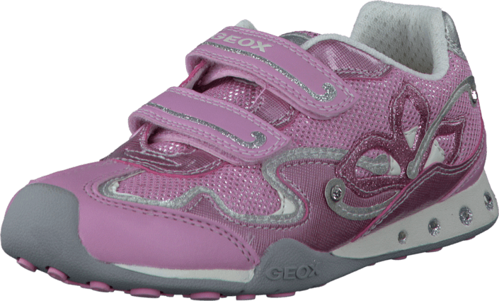 Geox - Jr New Jocker Girl Pink/Pink