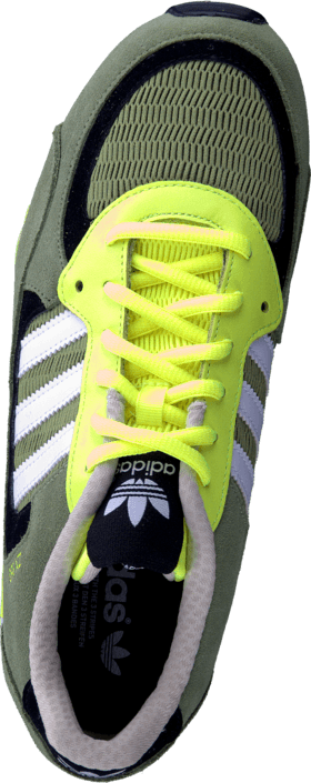 adidas Originals - ZX 850 Green/White/Electricity