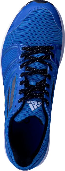 adidas Sport Performance - Adizero Ace 6 M Solar Blue/Carbon Met/White