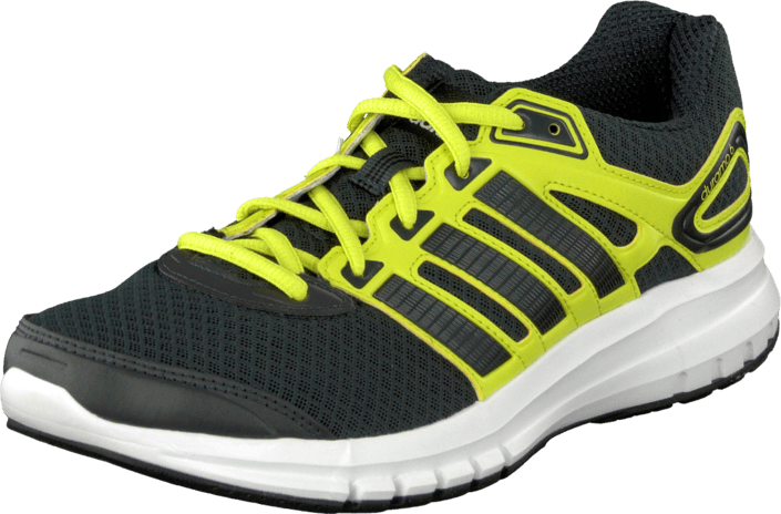 adidas Sport Performance - Duramo 6 M Grey/Black/Yellow