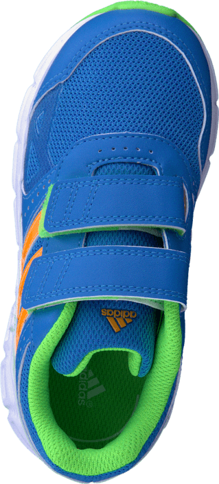 adidas Sport Performance - Hyperfast Cf I Blue/Neon Orange/Neon Green