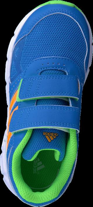 adidas Sport Performance - Hyperfast Cf I Blue/Neon Orange/Neon Green