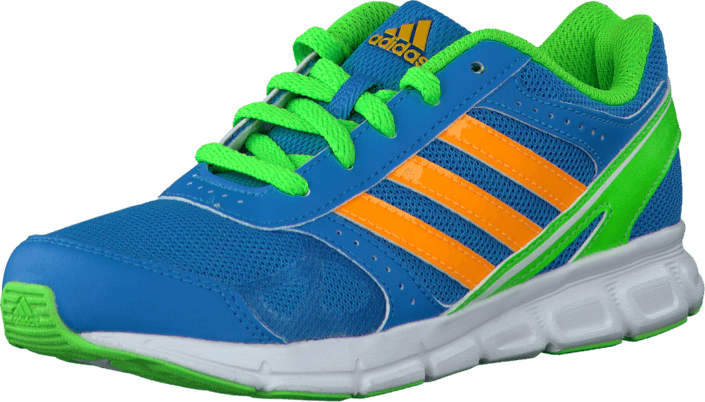 adidas Sport Performance - Hyperfast K Solar Blue/Solar Gold/Green