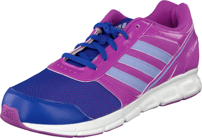 adidas Sport Performance - Hyperfast K Pink/Purple/Night Flash