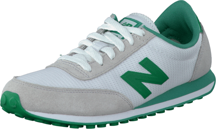 New Balance - UL410MWG White/Green