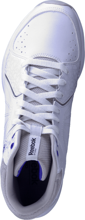 Reebok - Studio Beat VI Mid White/Purple Vibe/Steel/Silver