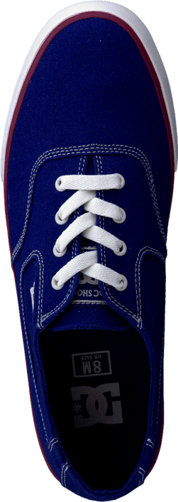 DC Shoes - Flash Tx Shoe Estate Blue