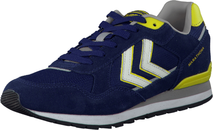 Hummel - Marathona Low 63618 Blue Nights