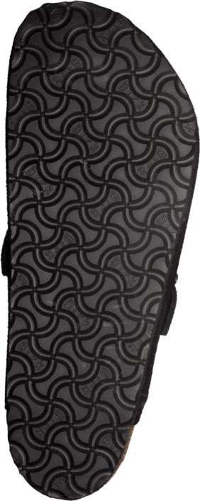 Birkenstock - Boston Regular Black Fur
