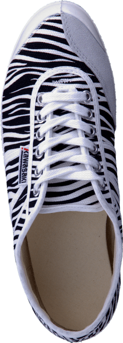 Kawasaki - New Basic Zebra White