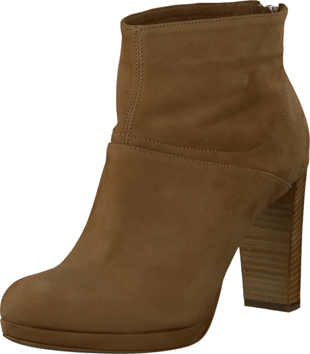 A Pair - 7591 Classic Ancle Light Brown