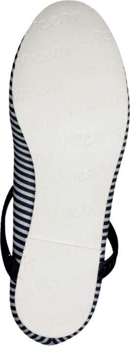 Vincent - Monica Navy / White
