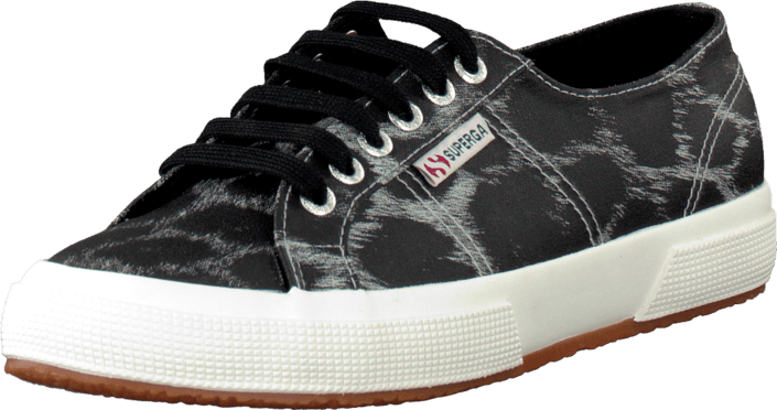 Superga - 2750 Animal Black Leopard