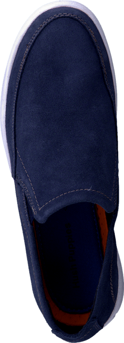 Hush Puppies - Roadside Slip On Navy
