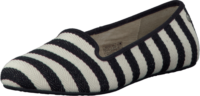 UGG Australia - W Alloway Stripe Black