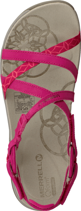 Merrell - Jacardia Rose Red