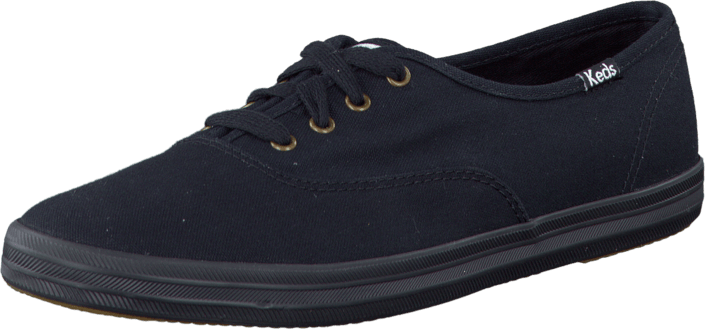 Keds - Champion CVO 2 Lace Black/Black Canvas