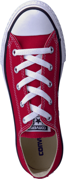 Converse - All Star Kids Ox Red