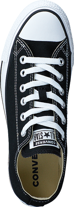 Converse - Chuck Taylor All Star Ox Canvas Black