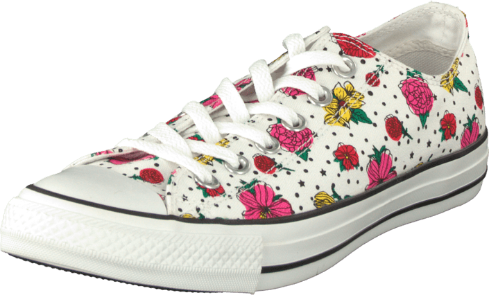 Converse - Chuck Taylor All Star Ox Seasonal Print Flower