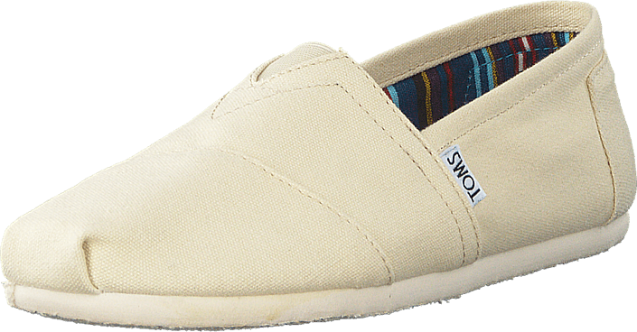 Toms - Men's Classics Natural Canvas