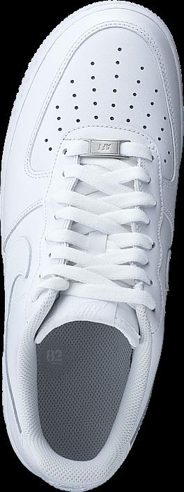 c1d825043834 Køb Nike Air Force 1 Low White hvide Sko Online