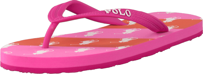 Ralph Lauren Junior - Amino Stripe Pink