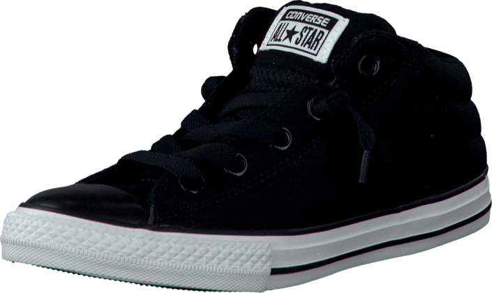 Converse - All Star Axel Kids Mid Black/Black