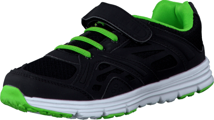 Gulliver - 435-0208 Black/Lime