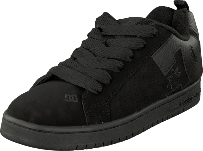 DC Shoes - Court Graffik Shoe Black/Black
