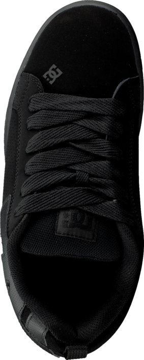 DC Shoes Court Graffik Shoe Black/Black