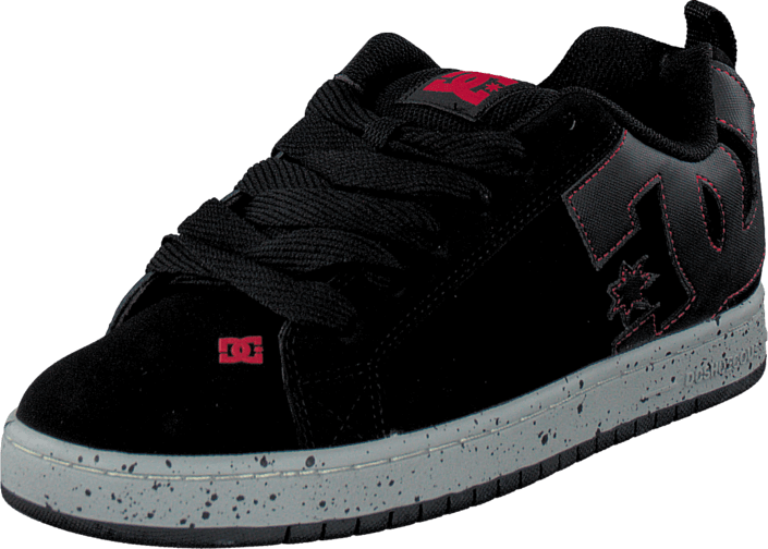 DC Shoes - Court Graffik Shoe Black/Black/Black