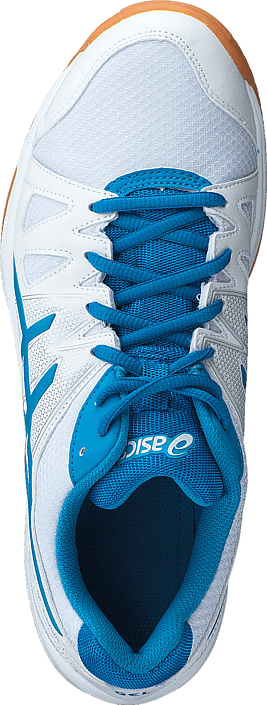 Asics Gel Upcourt White / Blue Jewel / White
