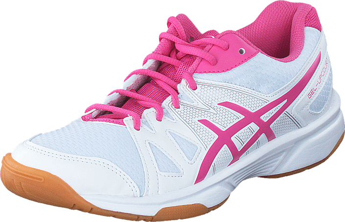 Asics - Gel Upcourt Gs White / Azalea Pink / White