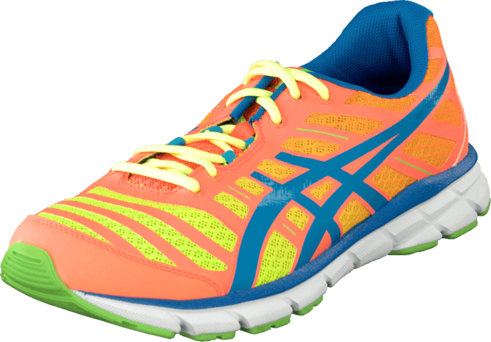 Asics - Gel Zaraca 2 Flash Orange/Blue