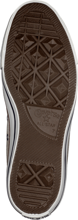 Converse - All Star Wool Emns Hi Whitecap Grey