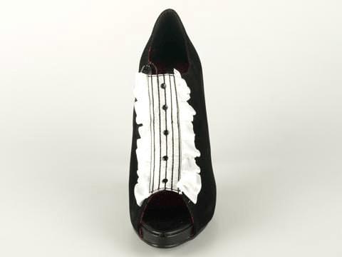 Draven - Lux Tux Bootie