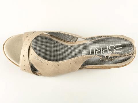 Esprit - Lite Cork Wedge