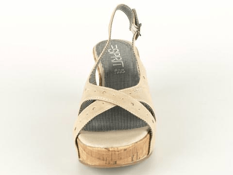 Esprit - Lite Cork Wedge