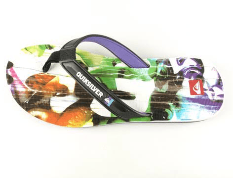 Quiksilver - Eclipsed Print