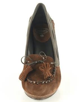 Scholl - Stitching pump