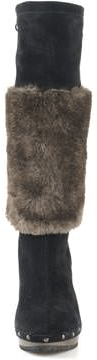 Scholl - Fur boot