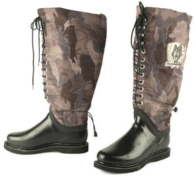 Ilse Jacobsen - Camouflage Rubberboot